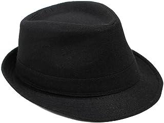 AshopZ Men's Fall/Winter Outdoor Manhattan Fedora Hat