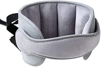 Kindersitz Stirnband Kopfstützgurt Verstellbare Kopfstütze Sicherheitsgurt NEU