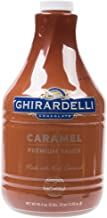 Ghirardelli Caramel Sauce (1-90.4-Ounce Bottle of Syrup)