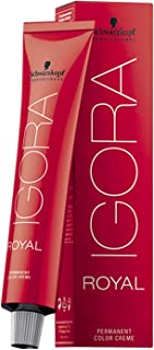Schwarzkopf - Igora Royal Permanent Hair Color 4-0 Medium Brown 2.1 oz.