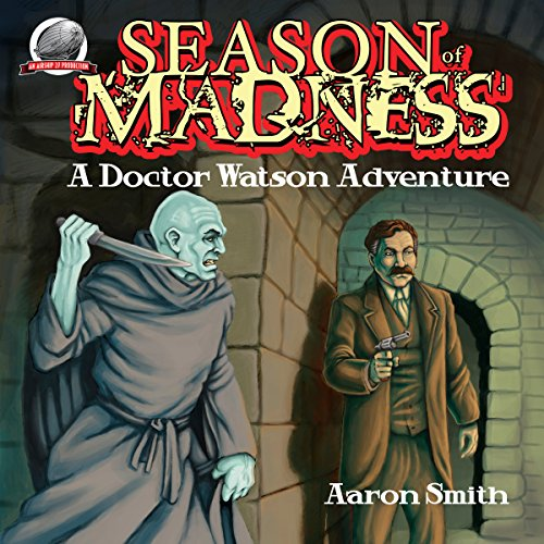 Season of Madness cover art