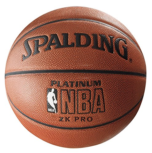 Spalding NBA Platinum ZK Balón de Baloncesto