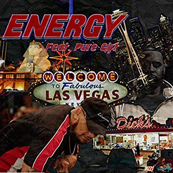 Energy (feat. Pure Gift)