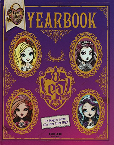 Ever after high. Yearbook