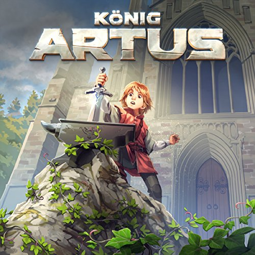 König Artus audiobook cover art