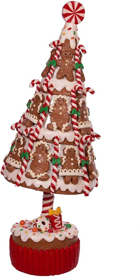 Kurt S. Nippon regular gift agency Adler J9012 Gingerbread Tree Multi-Colored