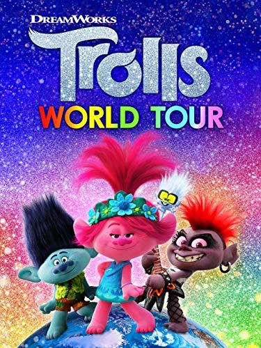 Trolls World Tour [dt./OV] (4K UHD)