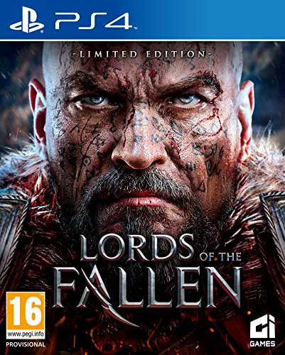 Lords of the Fallen - Limited Edition - PlayStation 4 [Edizione: Regno Unito]