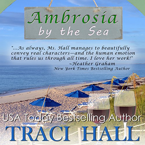 Ambrosia by the Sea audiobook cover art