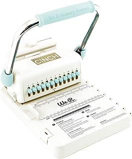 """Rayher machine à relier The Cinch €"""" relieuse We R Memory Keepers pour la reliure de vos supports en papier, carton, plas..."""