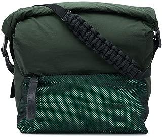 Luxury Fashion | Bottega Veneta Mens 578126VBOU13343 Green Travel Bag | Fall Winter 19