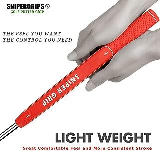 Morovan SNIPERGRIPS New Golf Grip Putter Grip Golf Club Non-Slip Light Weight 5 Colors 58R