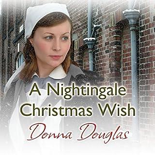 A Nightingale Christmas Wish audiobook cover art