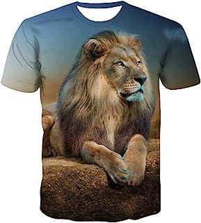 QCIV Tshirt Graphics African Animal