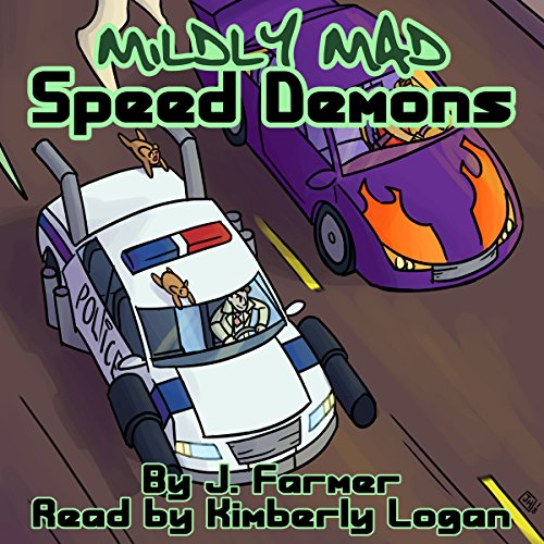 Speed Demons  By  cover art