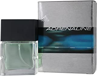 Adidas Adrenaline Eau De Toilette Spray For Men, 0.5 Ounce