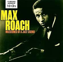 MAX ROACH : 17 Original Albums (Milestones Of Jazz Legends)