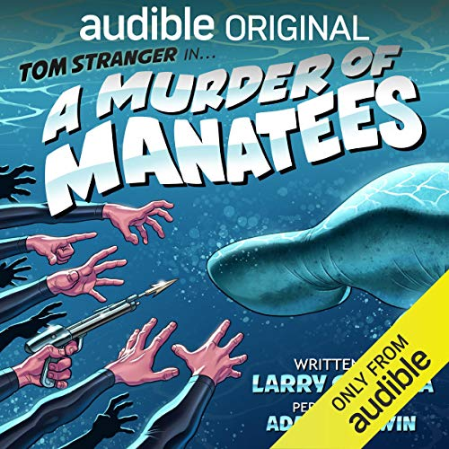 A Murder of Manatees  By  cover art