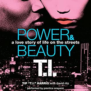 Power & Beauty audiobook cover art