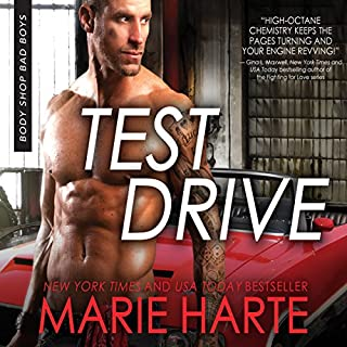 Test Drive cover art