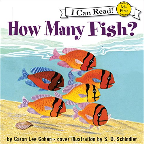 How Many Fish? audiobook cover art