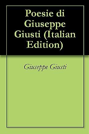 Poesie di Giuseppe Giusti