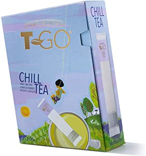 Sponsored Ad - T-Go Chill, On-The-Go Tea, Convenient, Relax and Relieve Stress Anywhere with Natural Herbal Ingredients, 1...
