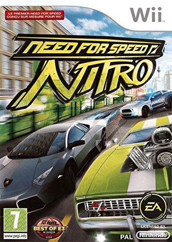 Need for speed : nitro