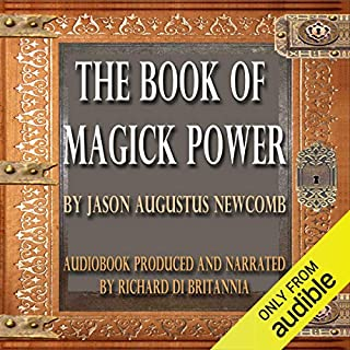 Page de couverture de The Book of Magick Power