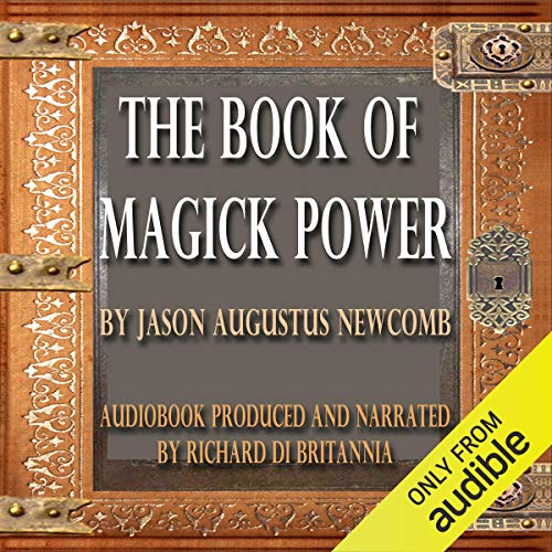 The Book of Magick Power cover art