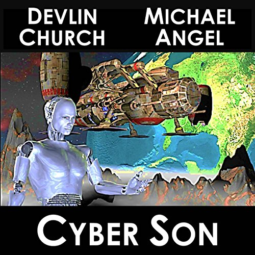 Cyber Son audiobook cover art