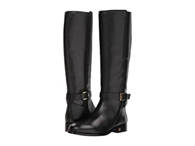 Tory Burch Brooke 25mm Knee Boot (Perfect Black) Women