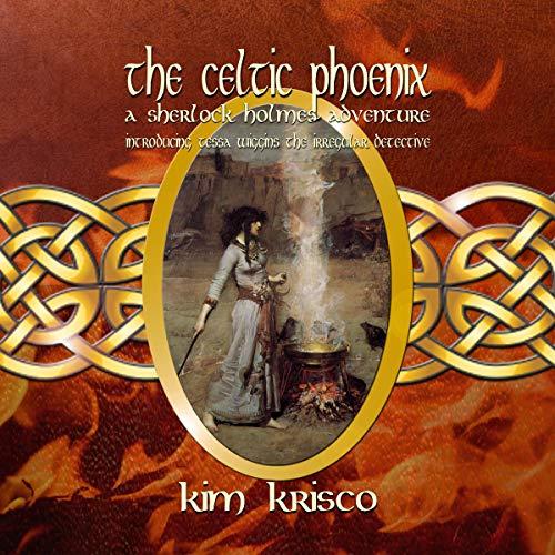The Celtic Phoenix audiobook cover art