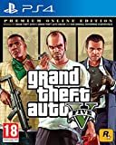 Grand Theft Auto V - Premium Edition [AT-PEGI]  - [PlayStation 4]