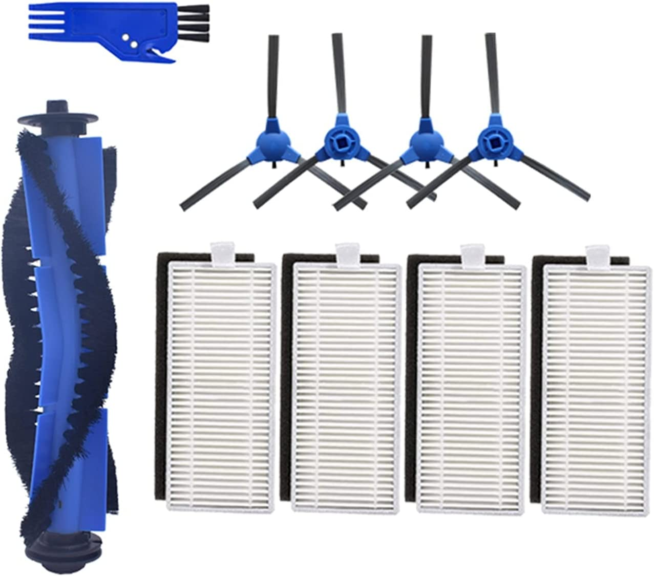 U-kitz Los Angeles Mall Replacement Kits Suitable for New arrival Cecotec Conga 1090 Robotic