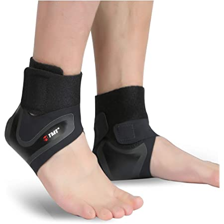 Ankle Brace for Men and Women bonmedico Ekto Ankle Support S Left//Right Comfortable Sports Ankle Brace