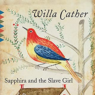 Sapphira and the Slave Girl audiobook cover art