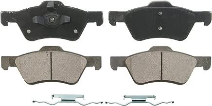 Front Ceramic Brake Pads for Ford Focus Mazda 3 5 Volvo C30 C70 S40 V50