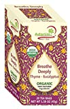 Adanim Bio Eucalyptus Thyme & Mullein Tea Bags - Organic Gourmet De-Congest Lung Health Respiratory...