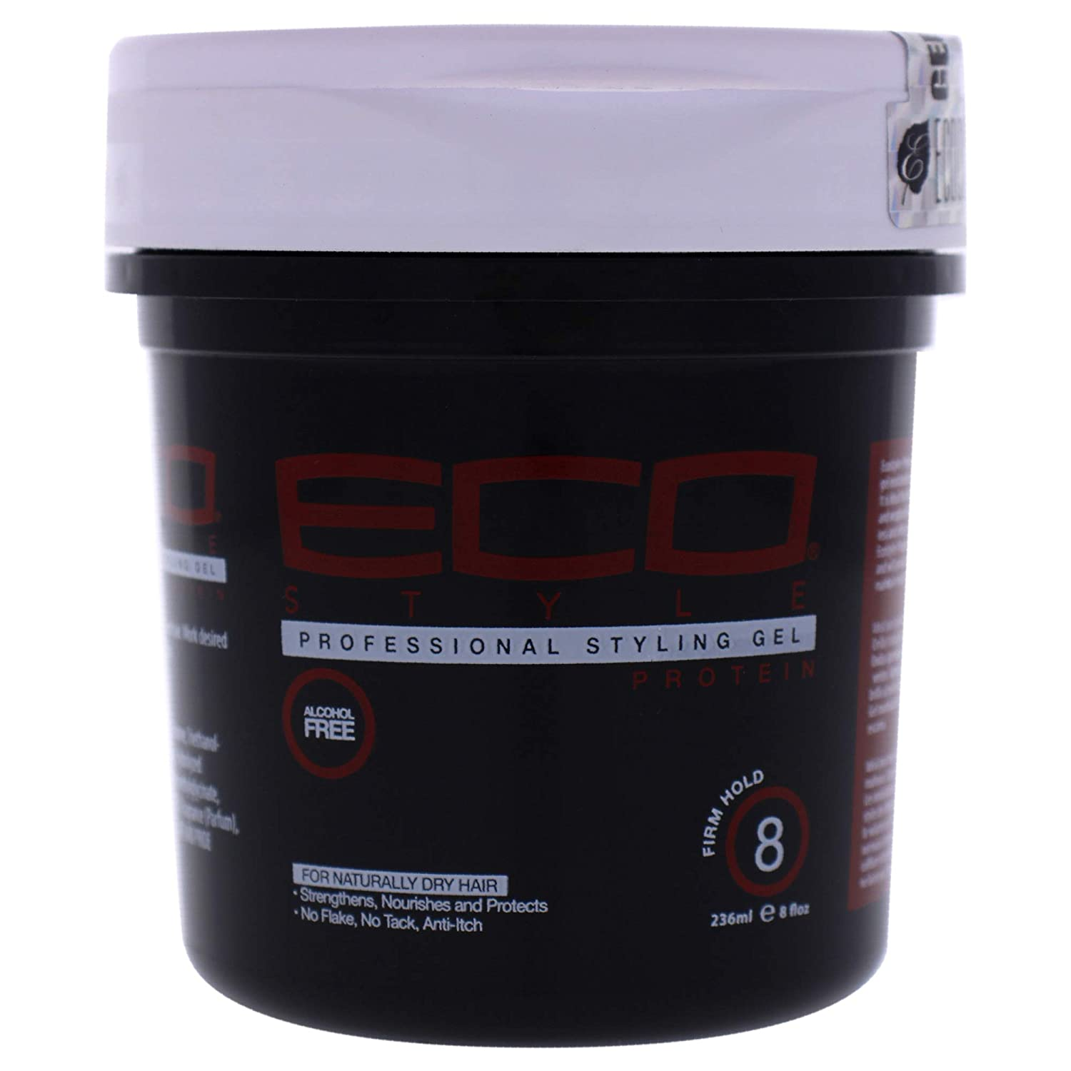 Eco Style Protein Styling Gel Ounce 001068 8 Cash special price Kansas City Mall Jar