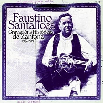 Gravacions Historicas De Zanfonia