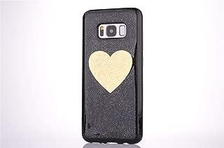 Samsung Galaxy S8 Plus Case, Moonmini Premium カバー スマートフォンケース [ Scratch Resistant ] Cover Cases Samsung Galaxy S8 Plus Golden