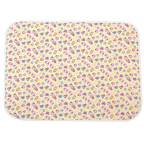 Mengonee Plus Size Baby Foldable Portable Travel Nappy Diaper Washable Changing Mat Waterproof Baby Floor Mat Baby Accessories
