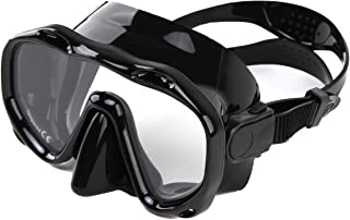 Whale an-ti Fog Dive Mask Scuba Diving Goggles,Waterproof and Quick Adjustable Snorkeling Masks for Men & Women