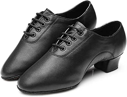 Shufang-shoes Mens Formal Business Shoes Smooth PU Leather Splice Slip-on Breathable Lined Oxfords