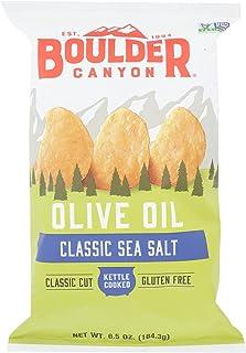 Boulder Canyon Chip Olive Oil