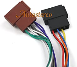 Autostereo Car Radio Stereo Cable Wire Harness CD Plug for PIONEER DEH-series 2010+ 16 pin ISO female Radio Receiver Replacement Wire Harness Cable for Pioneer DEH-series 2010+ 23x10mm