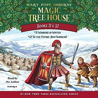 Magic Tree House: Books 31 & 32 cover art