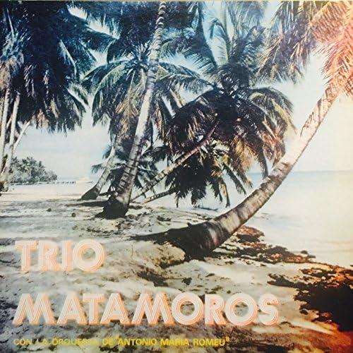Trio Matamoros feat. la Orquesta de Antonio María Romeu
