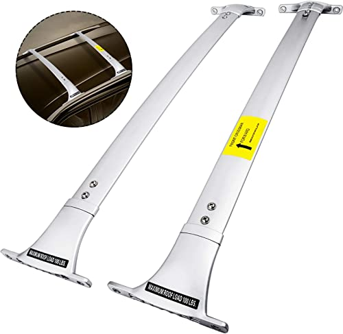popular Mophorn outlet sale Roof Rack Cross Bar Aluminum Cross Bars Baggage Luggage Roof for Infiniti QX80 2014 2015 2016 2017 2018 with Max Load of outlet sale 100LB online
